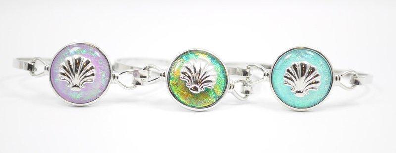 Sea Scallop Bracelets