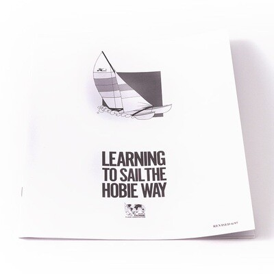 BOOK, LEARN TO SAIL-HOBIE