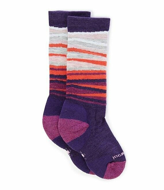 Smartwool Kids Wintersport Stripe Socks