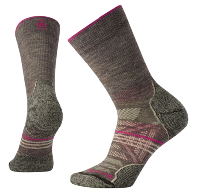 Smartwool Women's PhD Outdoor Light Crew Hiking Socks