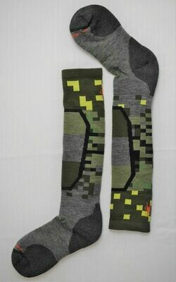 Smartwool Adult SMARTWOOL PhD Ski Medium Cushion Pattern Socks