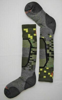 Smartwool Adult SMARTWOOL PhD Ski Medium Cushion Pattern Socks