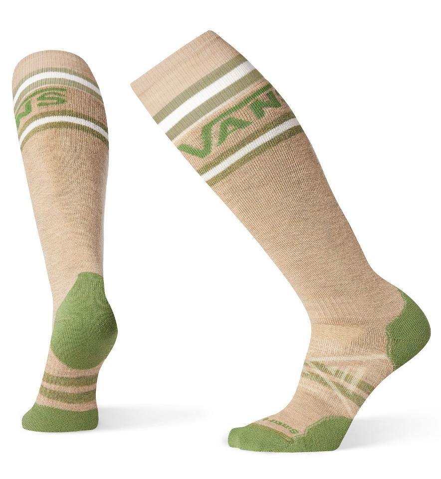 Smartwool Men's PhD Snowboard VANS Stripes Medium Socks