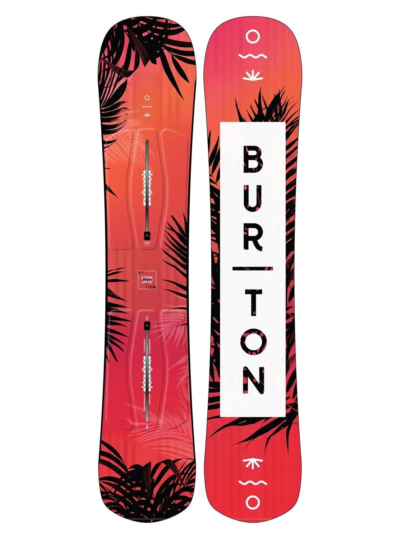 Burton Women's Hideaway Snowboard