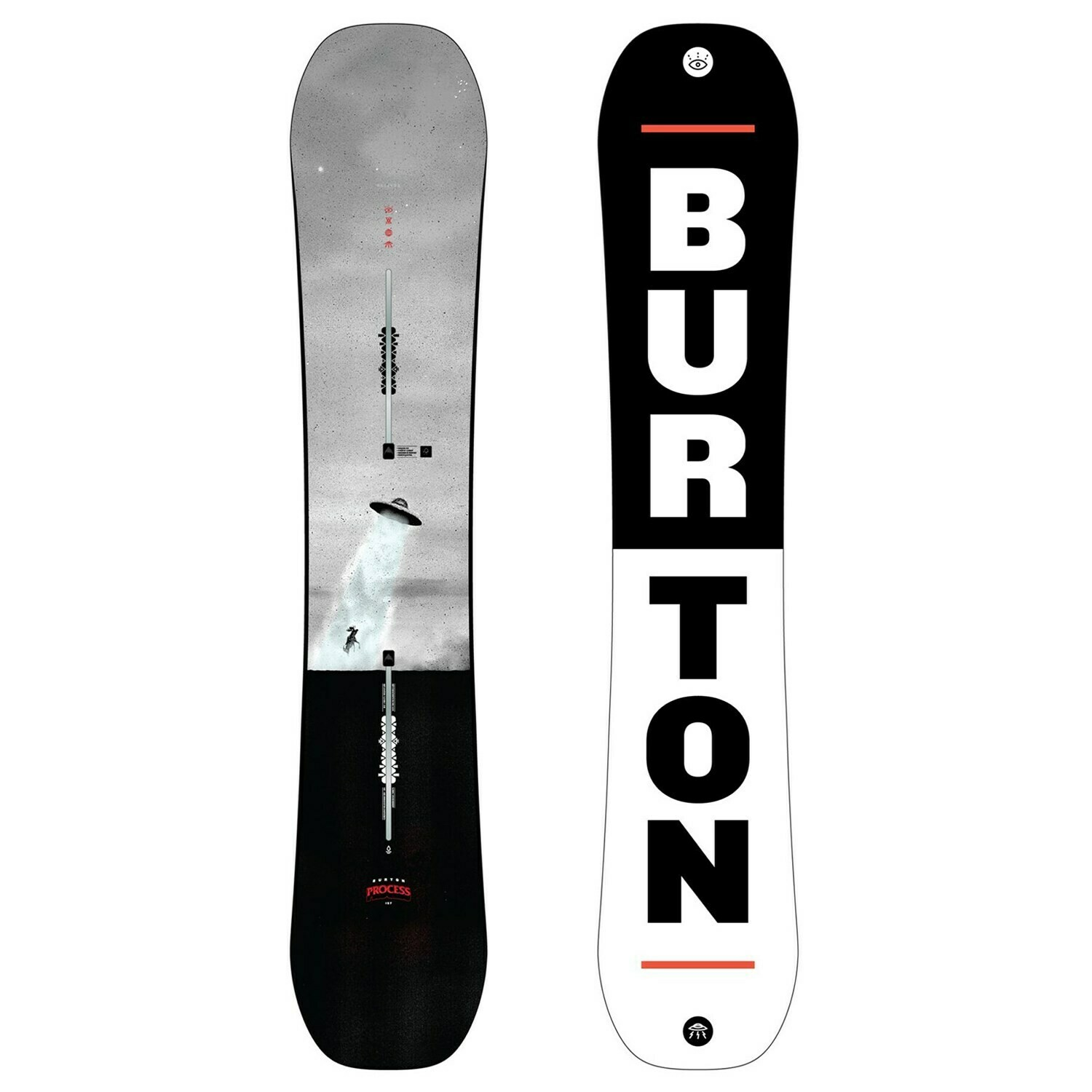 Burton Men's Process Flying V Snowboard