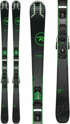 Rossignol Men's Experience 76 Ci Skis + Xpress 10 B83 Bindings