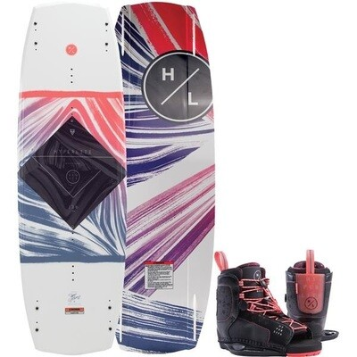Hyperlite Women's Venice w/ Jinx Wakeboard Package