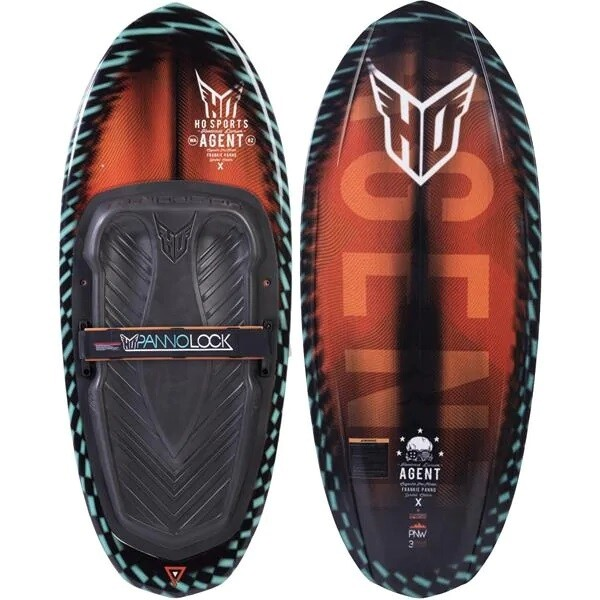 HO Sports Agent Panno 10th Anniversary Edition Kneeboard