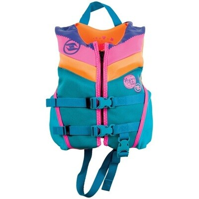 Hyperlite Girlz Child Indy Neoprene Life Jacket
