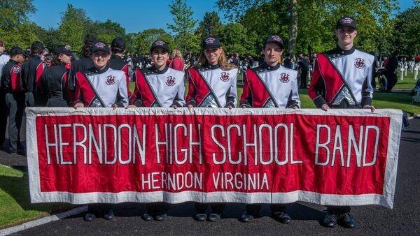 Pride of Herndon Band Citrus Sale
