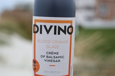 Organic Blood Orange Glaze Creme of Balsamic Vinegar