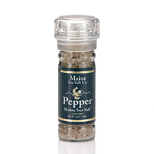 Maine Sea Salts - Peppered (Kosher Certified)