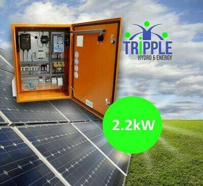 2.2kW Three Phase 380V Solar VSD Conversion Kit