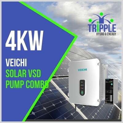 4kW Three Phase 380V Solar VSD Conversion Kit
