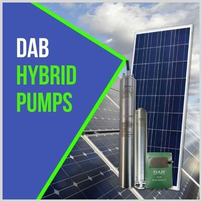 DAB Hybrid Solar Pump (DC & AC)