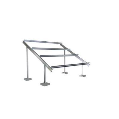 Solar Ground Mounting Frame - 2 Panel (Single Row)