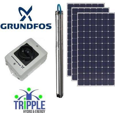 Grundfos Solar Combo3 (100m 5000L per day)