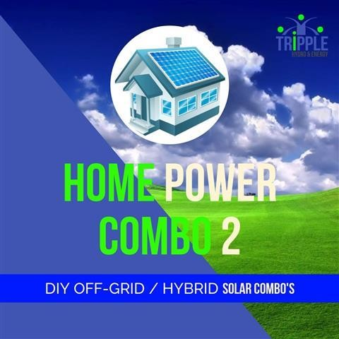 HOME POWER COMBO 2 (Excl Vat)