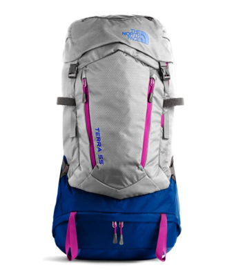 The North Face Women's Terra 55L Backpack