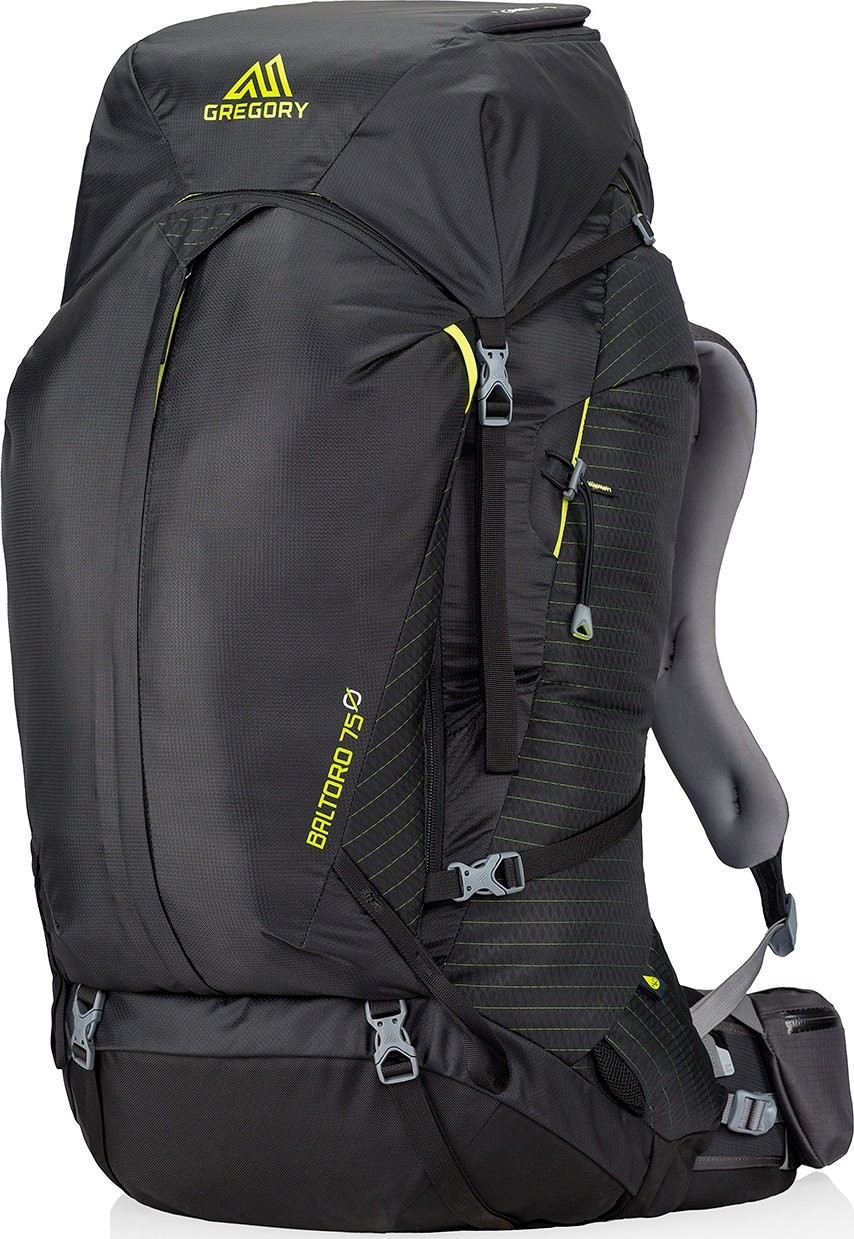 Gregory Baltoro 75L Backpack with Goal Zero Solar