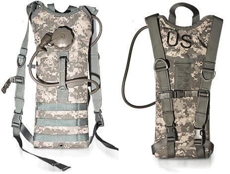 BAE Hydration Carrier Backpack USMC  for Camelbak 100oz-3 Lt. Long Neck Reservoir