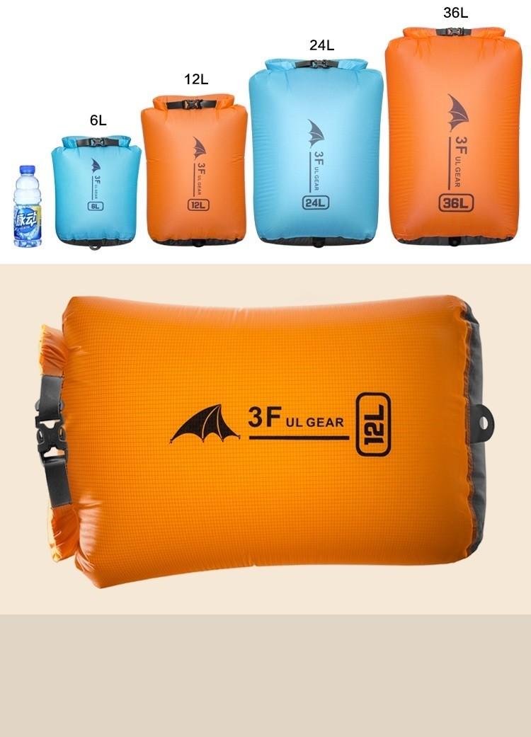 3F UL Silicone Dry Bags