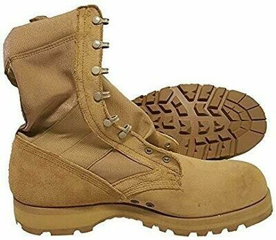 US Military Hot Weather Combat Boots NEW