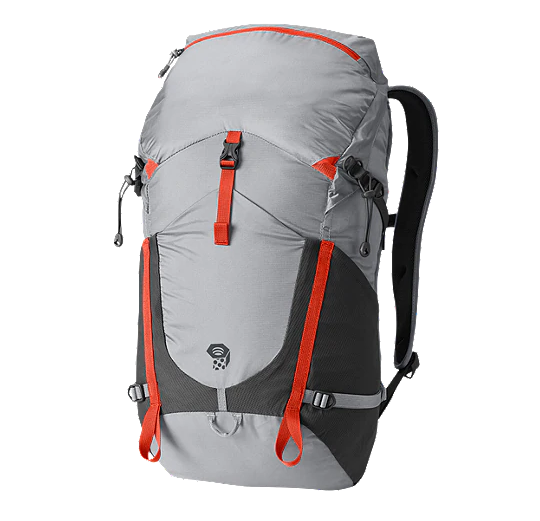 Mountain Hardwear Rainshadow 26L OutDry Backpack - Grey Ice