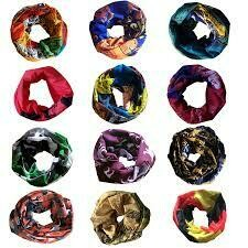 Buff tube scarf