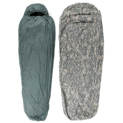 U.S Military 3 piece modular sleep system
