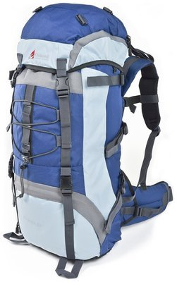 Chinook Rainier 65L Backpack - Adjustable Fit System