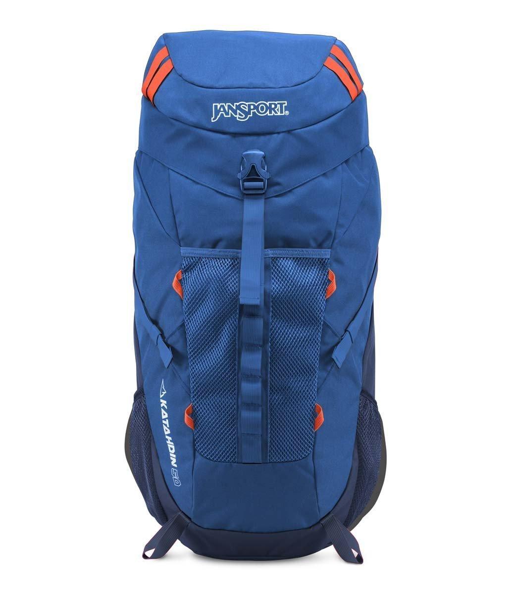 JanSport Katahdin 50L Weekend Backpack - Adjustable Fit