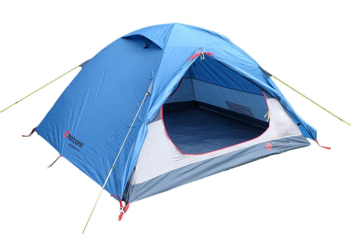 Hotcore Boson 3 Person Camping Tent