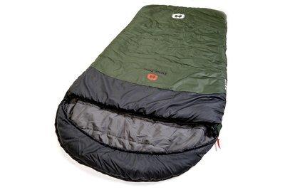 Hotcore Fatboy 250 Oversized Rectangular Sleeping Bag -15C (5F)