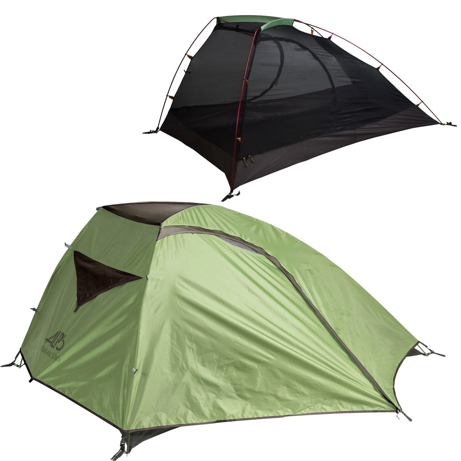ALPS Mountaineering Zephyr / Zenith 2 Person Backpacking Tent