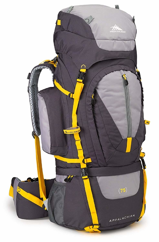 High Sierra Classic 2 Series Appalachian 75L Backpack - Adjustable Fit