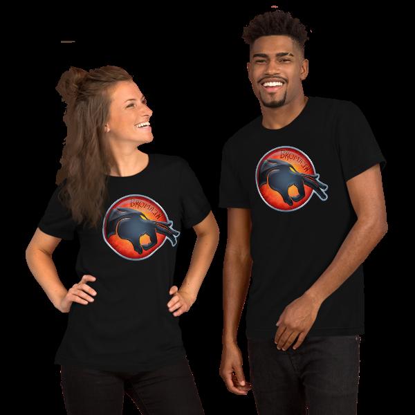 THUNDERBROS - BROMAZIN Short-Sleeve Unisex T-Shirt