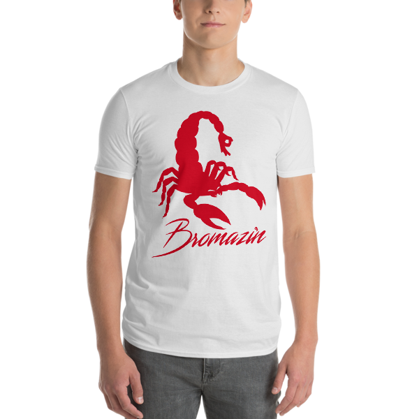 SCORPBROIN - BROMAZIN Short-Sleeve T-Shirt