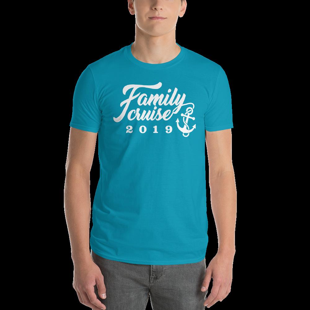 FAMILY CRUISE 2019 Short-Sleeve T-Shirt