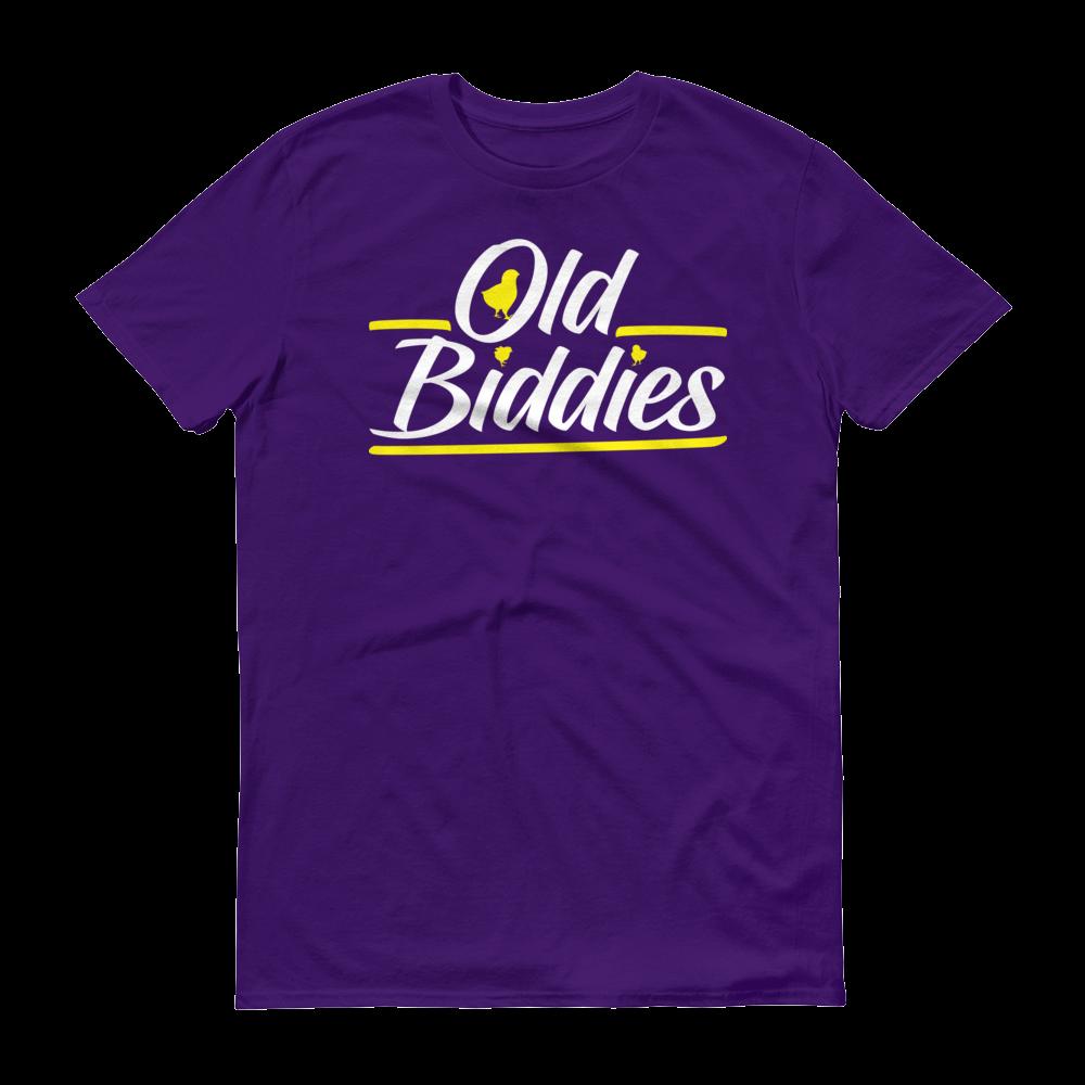 OLD BIDDIES Short-Sleeve T-Shirt
