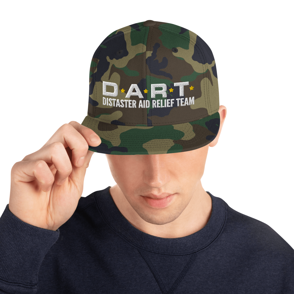 D.A.R.T. Snapback Hat