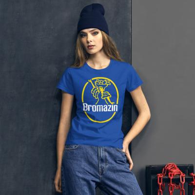 BROQUITA - BROMAZIN CHIQUITA Women's short sleeve t-shirt