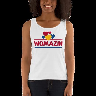 WOMAZIN - WONDER BREAD Ladies' Tank