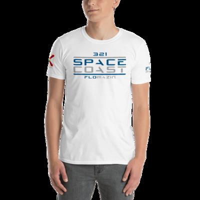 FLOMAZIN 321 SPACE COAST Short-Sleeve Unisex T-Shirt