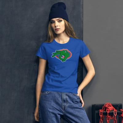BRORIDA HATER - BROMAZIN FLORIDA GATOR Women's short sleeve t-shirt
