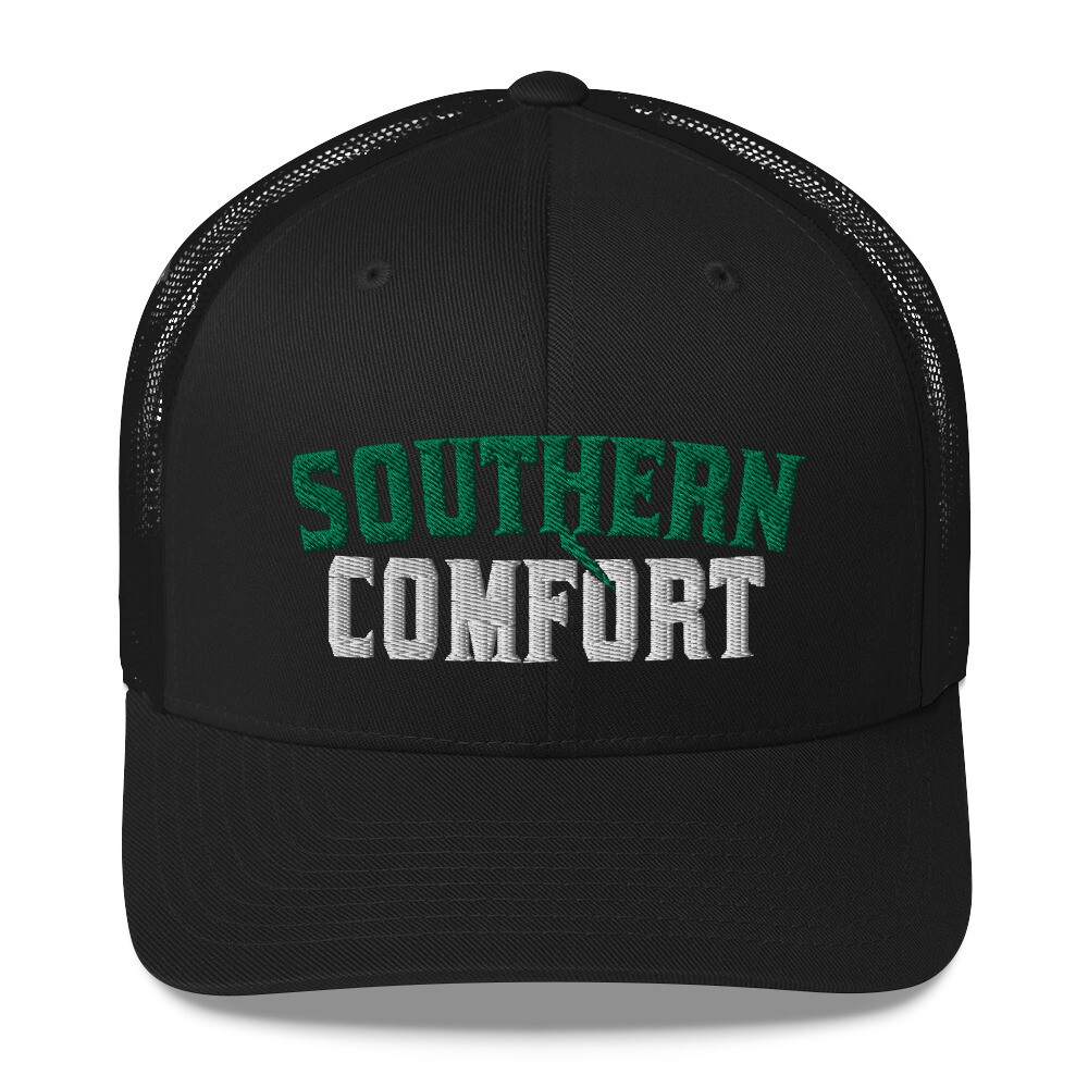 SEATTLE GENETICS SOUTHERN COMFORT Trucker Cap