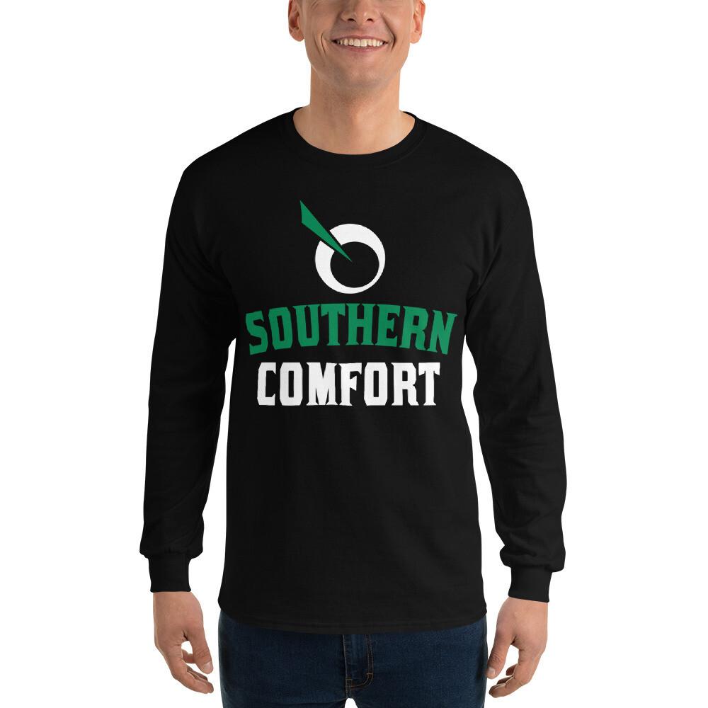 SEATTLE GENETICS SOUTHERN COMFORT Men's Long Sleeve Shirt