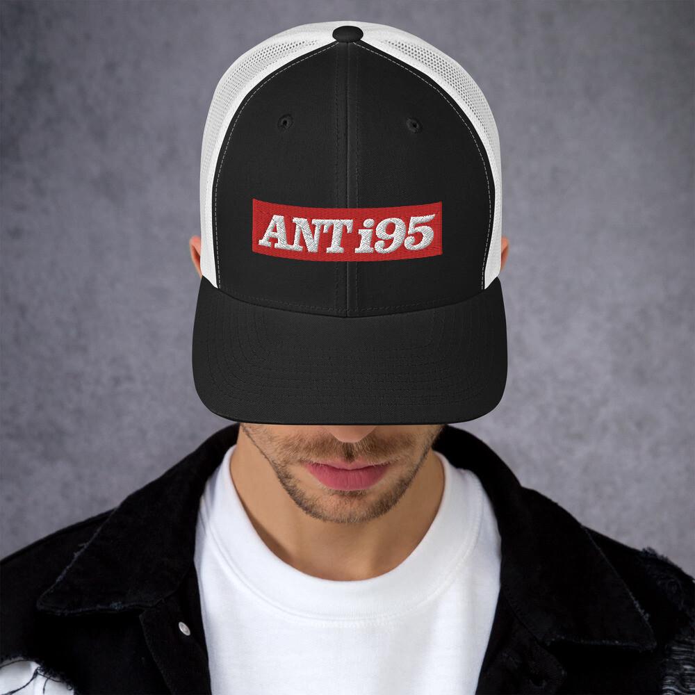 R.I.P. ANTHONY SANTIAGO - ANT i95 Trucker Cap