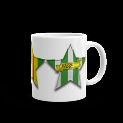 VIETNAM VETERAN 3-STAR Mug made in the USA