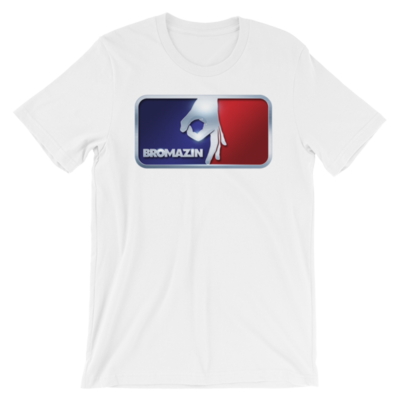 MAJOR LEAGUE BROMAZIN BROTALLIC Short-Sleeve Unisex T-Shirt - Multiple Colors